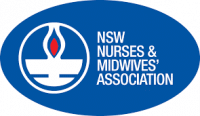New South Wales Nurses and Midwives' Association Logo